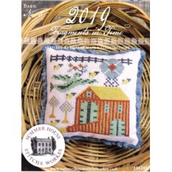 FRAGMENTS IN TIME 2019 BARN NUMBER 8 Summer House Stitche Workes