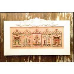 FALL FESTIVAL Country Cottage Needleworks