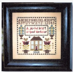 A JOYFUL HEART Abby Rose Designs