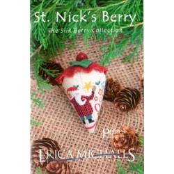 ST NICKS BERRY Erica Michaels Needleart Designs