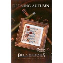 DEFINING AUTUMN Erica Michaels Needleart Designs
