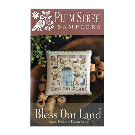 BLESS OUR LAND Plum Street Samplers