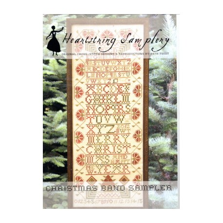 CHRISTMAS BAND SAMPLER Heartstring Samplery
