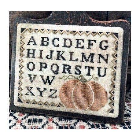 AUTUMN ALPHABET The Scarlett House