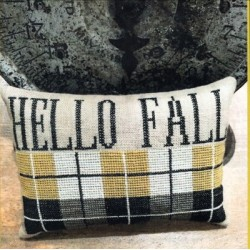 HELLO FALL The Scarlett House