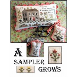 A SAMPLER GROWS The Scarlett House