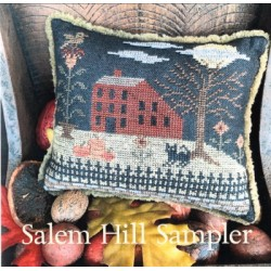 SALEM HILL SAMPLER The Scarlett House