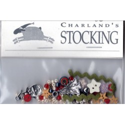 CHARLANDS STOCKING CHARMS Shepherds Bush
