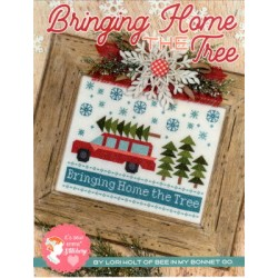 BRINGING HOME THE TREE Lori Holt
