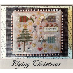 FLYING CHRISTMAS Nikyscreations Primitives