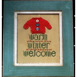 WARM WINTER WELCOME Sisters and Best Friends