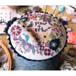 PINS AND ORTS STITCHING COMPANION Heartstring Samplery