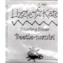 STERLING SILVER BEETLE MANIA Lizzie Kate