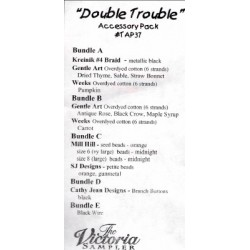 Double Trouble Accessory Pack TAP37 The Victoria Sampler