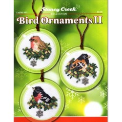 BIRD ORNAMENTS II Stoney Creek Collection