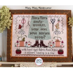MARY MARY NEEDLEWORKER Lindy Stitches