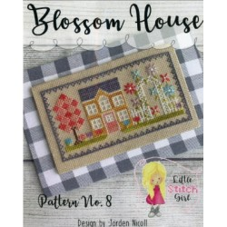 BLOSSOM HOUSE Little Stitch Girl