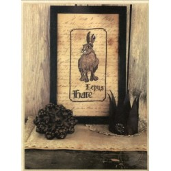 THE HARE SPIRITS OF THE WOODS The Primitive Hare
