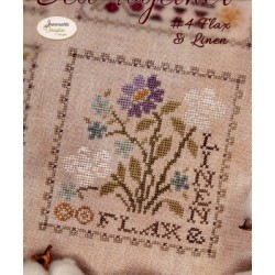 SEW TOGETHER 4 FLAX AND LINEN Jeannette Douglas