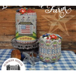 LIBERTY HILL FARM Summer House Stitch Workes