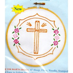 CROSS 4096 487 Stamped Embroidery
