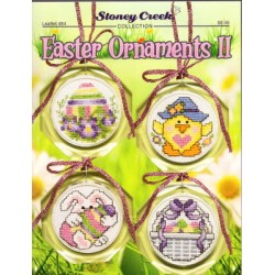 EASTER ORNAMENTS II Stoney Creek Collection
