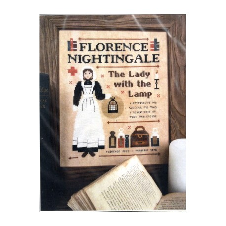FLORENCE NIGHTINGALE The Little Stitcher