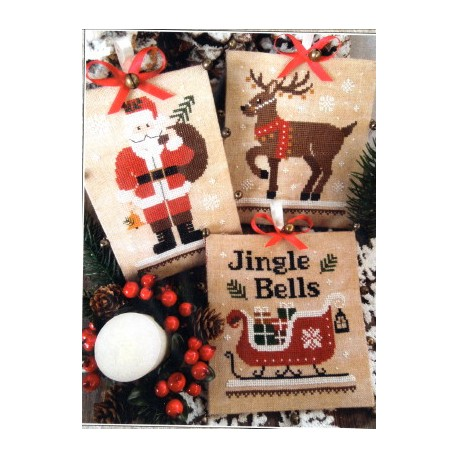 JINGLE BELLS The Little Stitcher