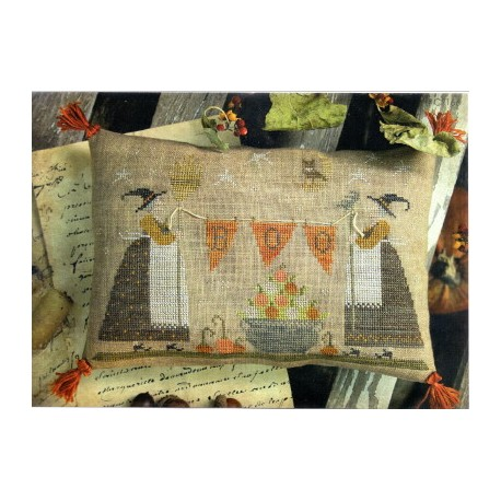 BOBBING FOR PUMPKINS With Thy Needle and Thread