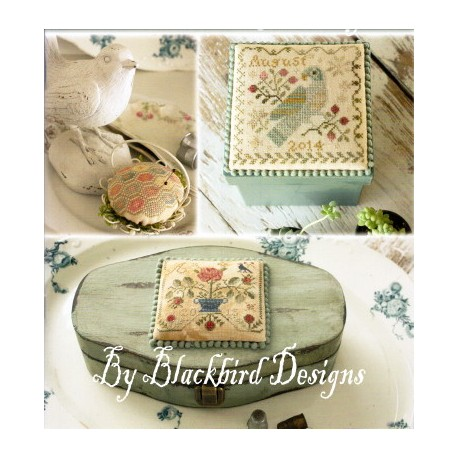IN FRIENDSHIPS WAY Blackbird Designs