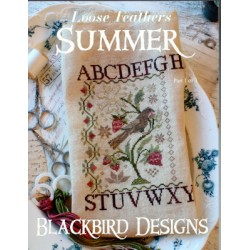LOOSE FEATHERS SUMMER Blackbird Designs
