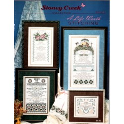 A LIFE WORTH STITCHING Stoney Creek Collection