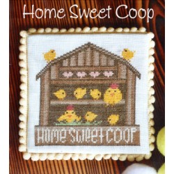 HOME SWEET COOP Cottage Garden Samplings