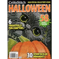 JUST CROSS STITCH HALLOWEEN 2020