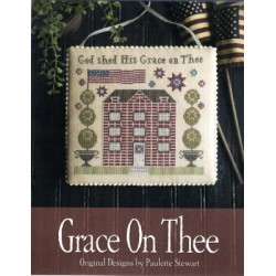 GRACE ON THEE Plum Street Samplers