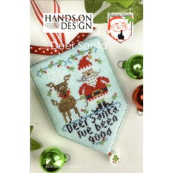 DEER SANTA SECRET SANTA Hands On Design
