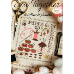 SEW TOGETHER 2 PINS AND NEEDLES Jeannette Douglas Designs