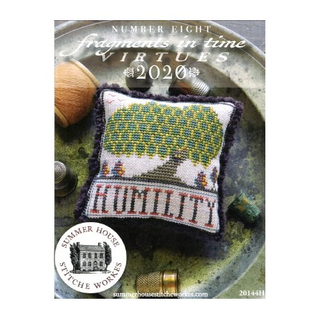 FRAGMENTS IN TIME VIRTUES 2020 HUMILITY Summer House Stitche Workes