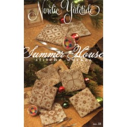 NORDIC YULETIDE Summer House Stitche Workes