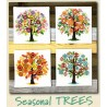 SEASONAL TREES Tiny Modernist