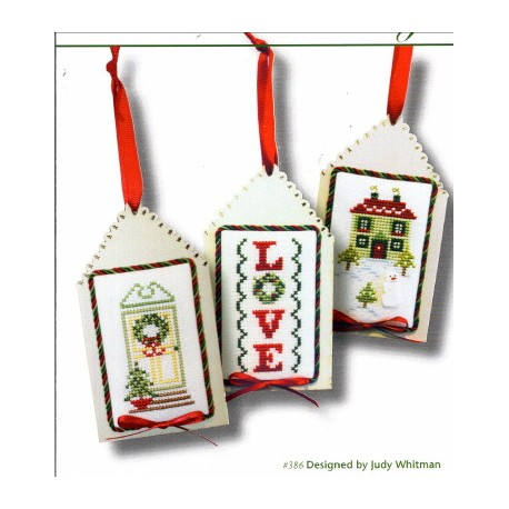 FRENCH CHRISTMAS TAGS JBW Designs