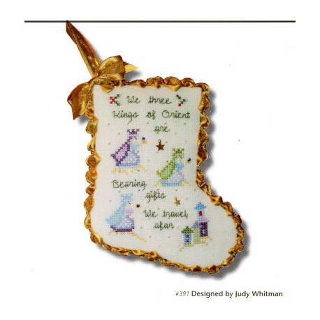 SING A SONG OF CHRISTMAS XIII WE THREE KINGS JBW Designs