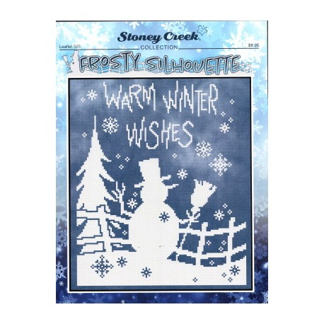 FROSTY SILHOUETTE Stoney Creek Collection