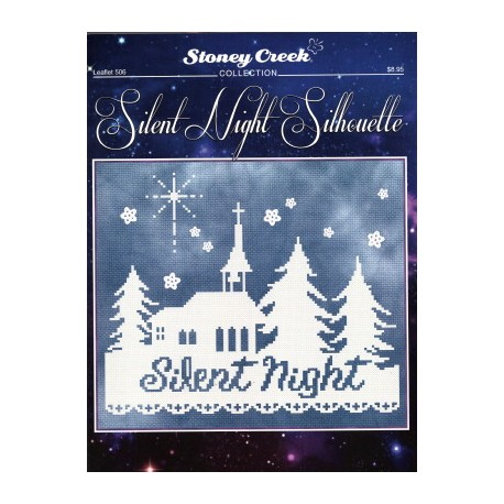 SILENT NIGHT SILHOUETTE Stoney Creek Collection