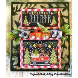 TRUCKIN ALONG DECEMBER Stitching with the Housewives
