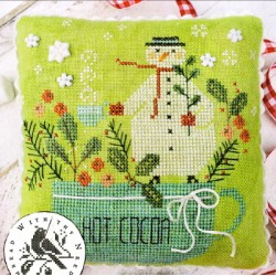 MR MARSHMALLOW CS287 With Thy Needle and Thread