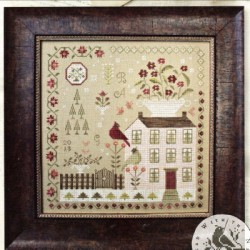 WINTER ROSE MANOR CS289 With Thy Needle and Thread