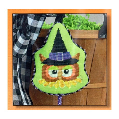 OWL WITCH Pepperberry Designs