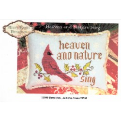 HEAVEN AND NATURE SING Abby Rose Designs