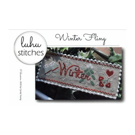 WINTER FLING Luhu Stitches